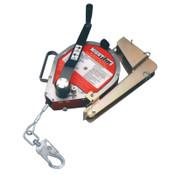 Honeywell MightEvac Self-Retracting Emergency Lifelines, SS Cable, 50 ft, 310 lb, 1/EA, #MR50SBZ750FT