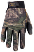 CLC Custom Leather Craft Backcountry Gloves, Mossy Oak, Large, 2/PK, #M125L