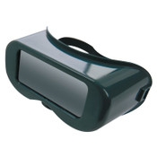 Best Welds Soft-Sided Goggle, Fixed Front, Vinyl, 1/EA, #WG2414SFF
