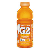 Gatorade G2 Low Calorie Thirst Quencher, Orange, 12 oz, Bottle, 24/CA, #12204