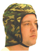 Anchor Products Camouflage Winter Liner, Medium Duty, Twill, Polyfiber/Cotton Lining, 1/EA, #500CF