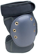 Allegro Gel Kneepads, Hook and Loop, Black, 1/EA, #6986GEL