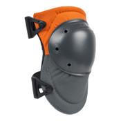 Alta AltaPRO™ AltaLOK™ Hard Cap Industrial Knee Pads, Hook and Loop, Orange/Gray, 1/PR, #5090350