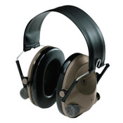 3M Peltor Soundtrap Tactical 6-S Headset, 21 dB NRR, Olive, Over the Head, 1/EA, #7000052860