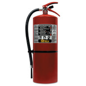 Ansul SENTRY Dry Chemical Hand Portable Extinguishers, Class ABC Fires, 20 lb Cap. Wt., 1/EA, #434747