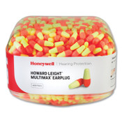 Honeywell Earplug Dispenser Refills, Canister, Coral/Yellow, MultiMax, 1/CA, #HL400MMREFILL