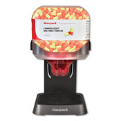 Honeywell HL400 Earplug Dispenser, Starter Kit, Coral/Yellow, MultiMax, 1/CA, #HL400MMINTRO