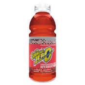 Sqwincher ZERO Ready-To-Drink, Fruit Punch, 20 oz, Wide-Mouth Bottle, 1/CA, #159030800