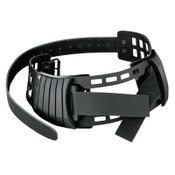 3M Adflo Leather Belts, Leather/Plastic, Black, 1/EA, #7000126728