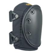 Alta AltaGuard Hard Cap Gel Knee Pads, AltaLOK Easy On/Off Fastening System, Black, 6/CA, #56203