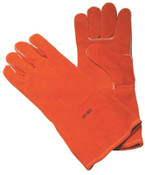 Anchor Products Premium Welding Gloves, Split Cowhide, Small, Pearl Gray, 1/PR, #120GCSML