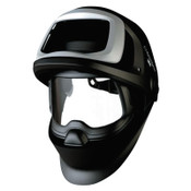 3M Speedglas 9100 FX-Air Welding Helmet, Black/Silver, 1/EA, #7100062095