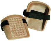 Alta Knee Pads, Elastic Strap, Brick, 1/PR, #50010