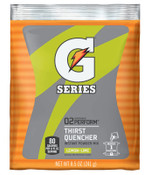 Gatorade Instant Powder, Lemon-Lime, 8 1/2 oz, Pack, 40/CA, #3956
