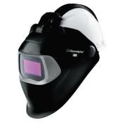 3M Speedglas 100 Series Helmets, Quick Release, 3; 8 - 12, Black, 3.66 in x 1.73 in, 1/EA, #7100200544