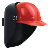 Honeywell Protective Cap Welding Helmet Shells, 10, Blue, 2 in x 4 1/4 in, 1/EA, #906BE