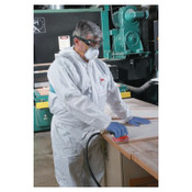 3M Disposable Protective Coverall 4520 Series, Teal/White, 2X-Large, 25/CA, #7000088989