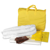 Anchor Products Economy Oil Only Portable Spill Kit, 3 gal Absorbency, 1/KT, #ABOKIT