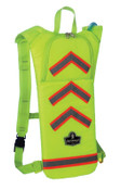 Ergodyne GB5155 LOW PROFILE HYDRATION PACK (LIME) 2 LTR, 1/EA, #13156