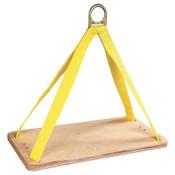 Capital Safety Bosun Chairs, 310 lb Cap, 24 in, Yellow, 1/EA, #1001140