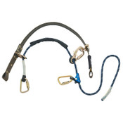 Capital Safety Cynch-Lok Fall Restriction Devices, D-Ring, 1/EA, #1204057