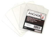 Anchor Products Cover Lens, Miller, Outside Cover Lens, 5.675 x 4.742, 100% Polycarbonate, 1/PK, #UV326M