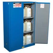 Justrite ChemCor Hazardous Material Safety Cabinet, 45 Gallon, 1/EA, #8645282
