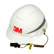 Capital Safety Hard Hat Tethers, Used With 3M Hard Hats and Caps, Hat Clips, 10/PK, #1500178