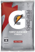 Gatorade Instant Powder, Fruit Punch, 51 oz, Pack, 14/CA, #33690