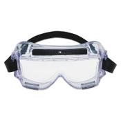 3M Centurion Splash Goggles, Clear/Clear, Hard Coat, 10/CA, #7000127565