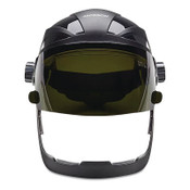 Jackson Safety QUAD 500 FACSHIELD CH GRD CL MOLDED PC AF HHIS, 1/EA, #14225