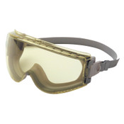 Honeywell Stealth Goggles, Amber/Gray, Uvextreme Coating, 1/EA, #S3962C