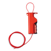 Brady CABLE L/O ALL PURP 8'(2M) HIGH STR NYLON, 1/EA, #50941