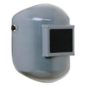 Honeywell Superglas Welding Helmets, #10, Gray, 4 1/2 in x 5 1/4 in, 1/EA, #880GY
