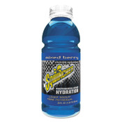 Sqwincher Ready-To-Drink, Mixed Berry, 20 oz, Wide-Mouth Bottle, 24/CA, #159030530