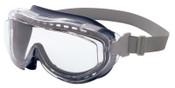 Honeywell Flex Seal Goggles, Clear/Navy, 1/EA, #S3400X