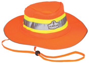 Ergodyne 8935 RANGER HAT ORANGE L/XL, 6/CA, #23258
