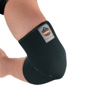 Ergodyne ProFlex 650 Neoprene Elbow Sleeve, X-Large, Black, 1/CA, #16575