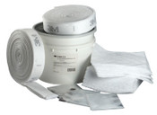 3M Petroleum Sorbent Spill Kit P-SKFL31,Environmental Safety Product,31 Gal, 1/KT, #7000051990