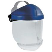 3M Speedglas Wide-View Clear Grinding Visor, 8 in x 4 1/4 in, Polycarbonate, 5/CA, #7000128082