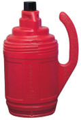 Justrite RED 4L (1 GAL) POLYETHYLENE JACKET, 1/EA, #12009