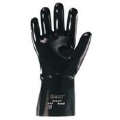 Ansell Neox Neoprene Gloves, Black, Size 10, 12 Pair, #103644