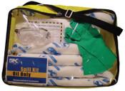 Brady Emergency Response Portable Spill Kit - Hazwik, 1/EA, #SKHCFB