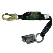 Honeywell 2 ft Manual Rope Grabs, 2 ft, 310 lb, Yellow, 1/EA, #8757LSZ7YL