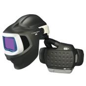 3M Adflo PAPR with 3M Speedglas Welding Helmet 9100MP, Black, 1/EA, #7100200477