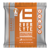 Sqwincher EverLyte™ 2.5 Gal Powder Mix, 23.83 oz, Pack, Yields 2.5 gal, Orange, 32/CA, #016871OR