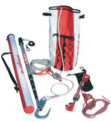 Capital Safety Rollgliss Rope Rescue Systems, 33 ft, Carabiner; Anchorage Strap; Extension, 1/EA, #8900292