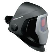 3M Speedglas 9100 Series Helmet with Auto-Darkening Filter, 2.8 in x 4.2 in, Black, 1/EA, #7010302093