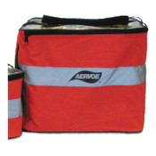 Aervoe Industries Collapsible Safety Cones, 28 in, Nylon, Orange, 1/CA, #1193
