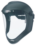 Honeywell Bionic Face Shields, Uncoated, Clear/Black Matte, 1/EA, #S8500